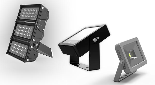 led fluter und strahler lumylux leuchtkraft und. Black Bedroom Furniture Sets. Home Design Ideas