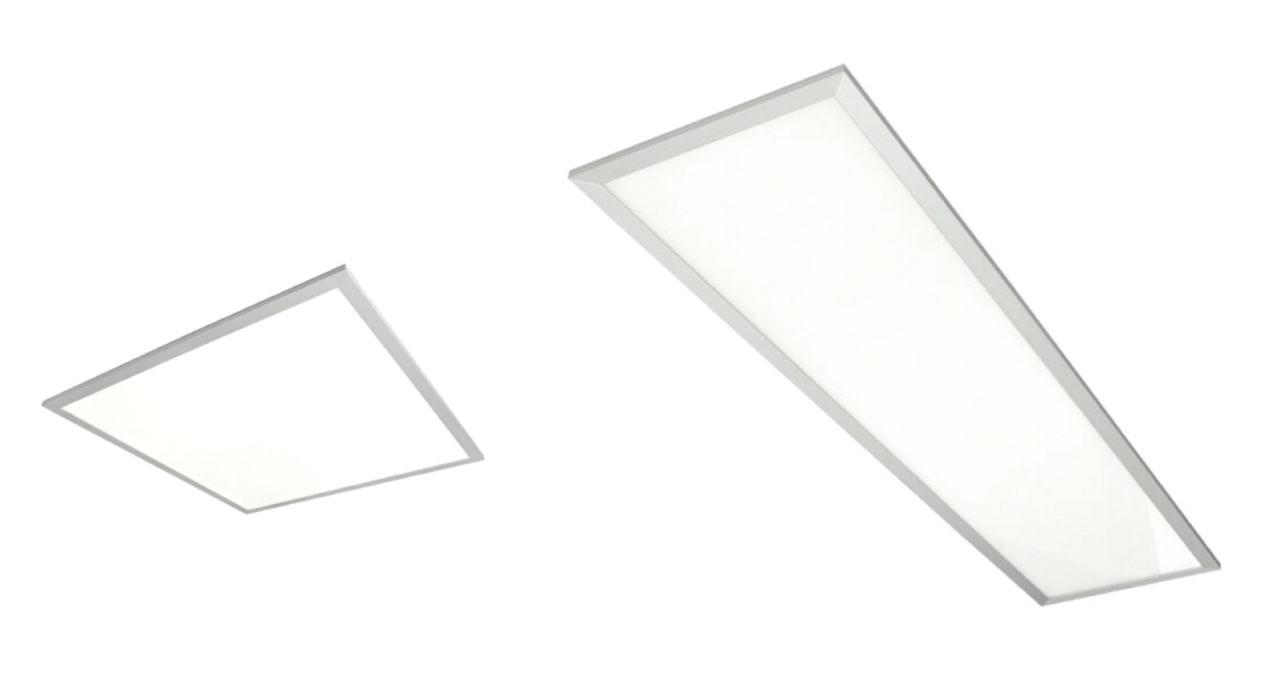 led decken panel lumylux leuchtkraft und energieeffizienz. Black Bedroom Furniture Sets. Home Design Ideas
